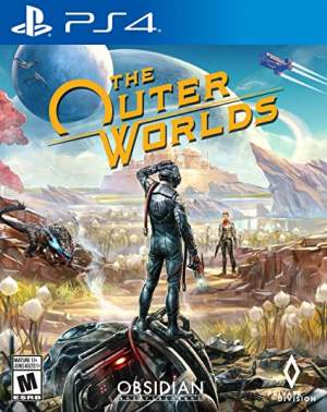 The Outer Worlds - PS4, PC, Xbox, PSP Games on Aster Vender