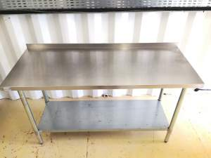 Stainless steel table - Tables on Aster Vender
