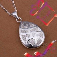 Female : 925 Sterling Silver Necklace - Necklaces on Aster Vender