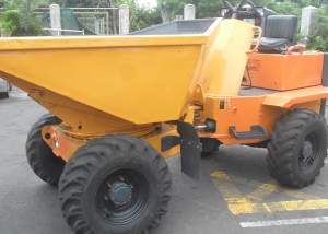 Thwaites Dumper Model Mach 573 - Other heavy trucks on Aster Vender