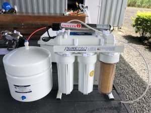Water filter - Kitchen appliances on Aster Vender