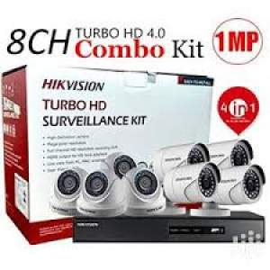 Hikvision CCTV System 720p(8 Channel) - All electronics products on Aster Vender