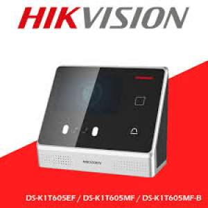 Hikvision stanalone Terminals(Facial Recognition) - All electronics products on Aster Vender