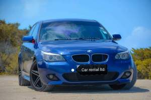 Bmw rental - Family Cars on Aster Vender