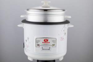 XIGUAN 2 LT BEST SELLER RICE COOKER WITH STEAMER - Kitchen appliances on Aster Vender