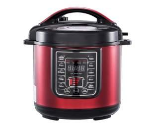 MULTI CUISEUR EXPRESS ÉLECTRIQUE ROUGE RUBIS 7 en 1 - Kitchen appliances on Aster Vender