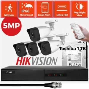 5 Mp HIK VISION - CCTV Camera on Aster Vender