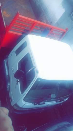 Mitsubishi - Truck bed on Aster Vender