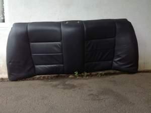 Bmw e46 rear seats/ dossier derrière for sale!!! - Luxury Cars on Aster Vender