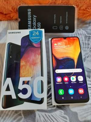 Samsung A50 - Galaxy A Series on Aster Vender