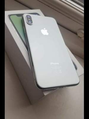 iPhone X  - iPhones on Aster Vender
