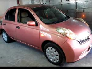 NISSAN MARCH 07 - Compact cars on Aster Vender