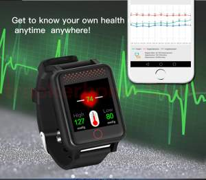Smart Watch With GPS System,Heart Rate, Blood Pressure - Smartwatch on Aster Vender