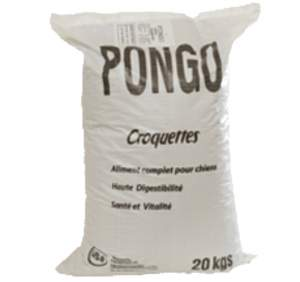 PONGO 20KG - Dog Food on Aster Vender
