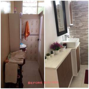 Bathroom renovation - Architecture on Aster Vender