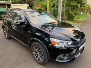 MITSUBISHI ASX 1.6 MT GA1WXNHHR6 (T13), FEB 2018 - SUV Cars on Aster Vender