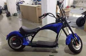 Electric Motorbike - Electric Scooter on Aster Vender