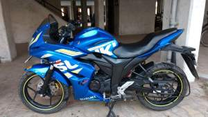 Suzuki gixxer SF  - Sports Bike on Aster Vender