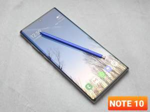 Samsung Note 10 - Galaxy Note on Aster Vender