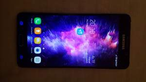 Samsung note 5 32gb  custom blue   - Galaxy Note on Aster Vender