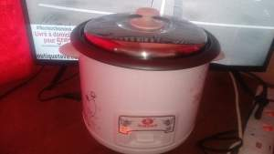 BEST SELLER 1 LT RICE COOKER - Kitchen appliances on Aster Vender