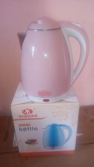 HIGH TEMPERATURE STAINLESS STEEL INTERIOR KETTLE - Kitchen appliances on Aster Vender