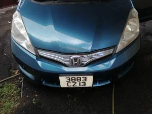 Honda Fit Shuttle - Family Cars on Aster Vender