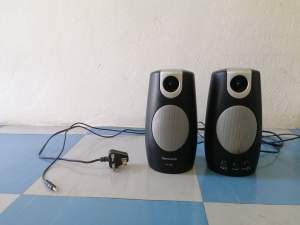 speaker double a vendre - Speaker on Aster Vender