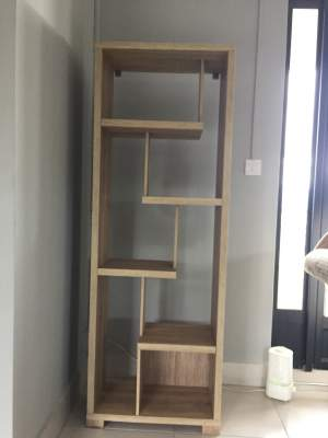 Bookcase  - Shelves on Aster Vender