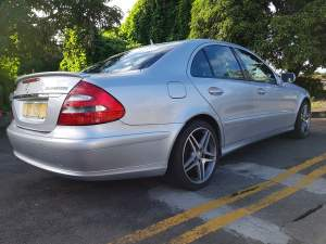 Mercedes E200 - Family Cars on Aster Vender