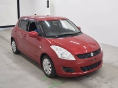SUZUKI SWIFT 2013 1200CC 48,000KM RED - Compact cars on Aster Vender