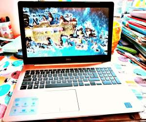 FOR SALE DELL LAPTOP Inspiron 15 Core i3 7th GEN  - Laptop on Aster Vender