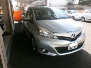 TOYOTA VITZ - Luxury Cars on Aster Vender