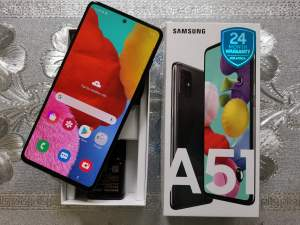 Samsung A51 - Galaxy A Series on Aster Vender