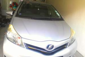 Toyota vitz - Compact cars on Aster Vender