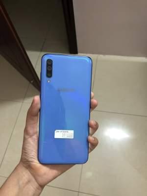 Samsung Galaxy A50 Blue (128GB) - Galaxy A Series on Aster Vender