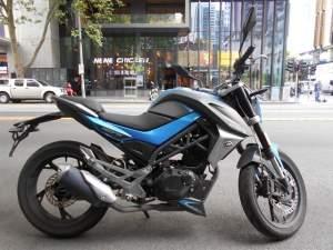 cf moto 150nk - Sports Bike on Aster Vender