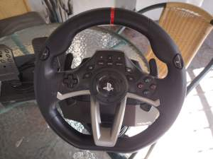PS4 Steering - Electronic games on Aster Vender
