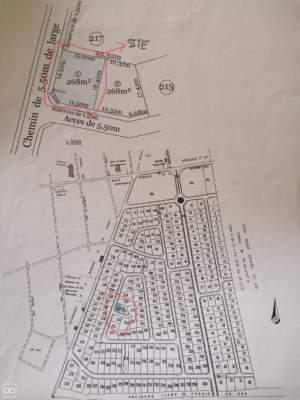 Residential Land -Morcellement Gris Gris Souillac, South  - Land on Aster Vender