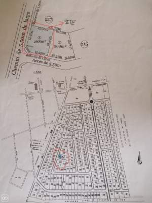 Residential Land -Morcellement Gris Gris Souillac, South  - Land on Aster Vender