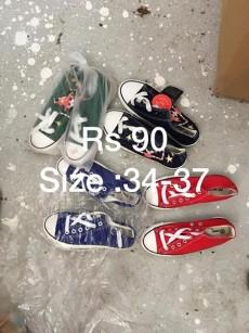 Grand liquidation lor souliers - Rs 90 pair - Ideal pour Marchand ambulant et magazin