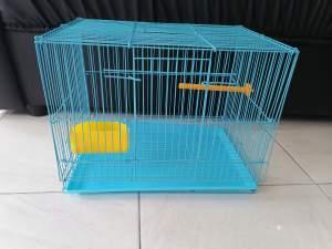 Bird cage  - Birds on Aster Vender