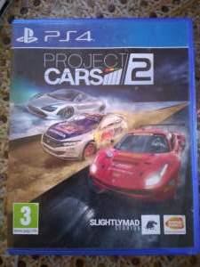 Projet car 2 - PlayStation 4 Games on Aster Vender