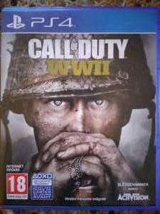 Call of duty WW2 - PlayStation 4 Games on Aster Vender