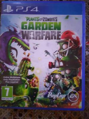Plant vs Zombies (Garden welfare) - PlayStation 4 Games on Aster Vender