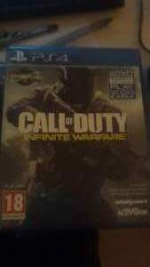 Call of duty (Infinite walfare) - PlayStation 4 Games on Aster Vender