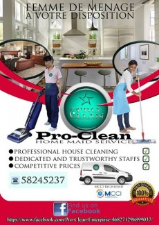 House Cleaning - Home repairs & installation on Aster Vender