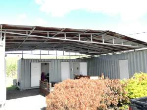 Outdoor roof-48 m2 - Others on Aster Vender