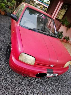Nissan micra 1996 - Compact cars on Aster Vender