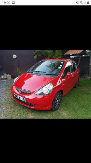 Honda fit 06 - Compact cars on Aster Vender